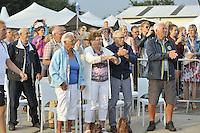 ZEILEN: WARTEN: 27-08-2016, Huldiging Marit Bouwmeester, grootouders Marit Bouwmeester, ©foto Martin de Jong