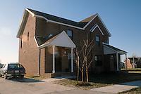 1989 January 18..Scattered Sites Transitional...North Wellington Public Housing.6621 A+B Pilot..NEG#.NRHA#..