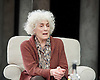 Forget Me Not <br /> by Tom Holloway <br /> directed by Steven Atkinson<br /> at The Bush Theatre, London, Great Britain <br /> press photocall <br /> 10th December 2015 <br /> <br /> <br /> <br /> Eleanor Bron (as Mary)<br /> <br /> <br /> <br />  <br /> Photograph by Elliott Franks <br /> Image licensed to Elliott Franks Photography Services