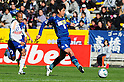 (R-L) Makoto Tanaka (Avispa), Michael (Albirex), MARCH 5, 2011 - Football : 2011 J.League Division 1 match between Avispa Fukuoka 0-3 Albirex Niigata at Level 5 Stadium in Fukuoka, Japan. (Photo by AFLO)