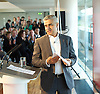 Sadiq Khan <br /> Labour mayor of London Candidate <br /> speech on The Choice facing Londoners <br /> 3rd May 2016 <br /> <br /> Royal Festival Hall, London, Great Britain <br /> <br /> <br /> Photograph by Elliott Franks <br /> Image licensed to Elliott Franks Photography Services