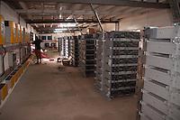 Battery Bay for Photovoltaic Solar Installation, Turtle Island, Yasawa Islands, Fiji