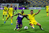 20140730: SLO, Football - UEFA Champions League Qualifications, NK Maribor vs Maccabi Tel-Aviv FC
