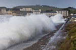 Storm Imogen - West Wight