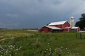 Sullivan, Ohio.July 22, 2011..Farm.