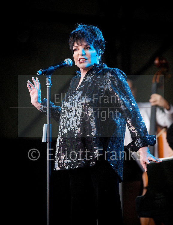 Liza Minnelli<br />