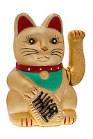 Maneki Neko or Welcoming Cat - 2010