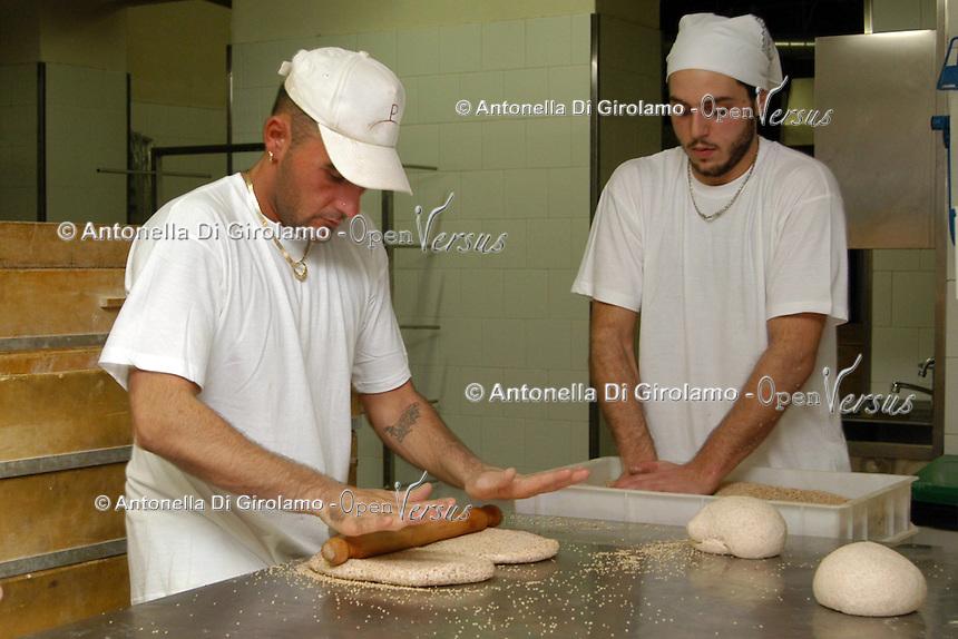 """Panis Naturae..Panificio biologico, specializzato nella produzione di pane a """"pasta acida"""", con farine di vari cereali, con prodotti da agricoltura biologica..Biological bakery, specializing in the production of bread to """"sour dough, with flour of various grains, with organic products.  ..."""