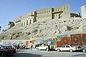 Irak 2000.La citadelle d'Erbil.     Iraq 2000.The citadel of Erbil