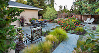 Lundstrom Small Space Backyard