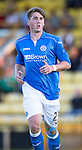 St Johnstone FC.. 2014-2015 Season<br /> Gareth Rodger<br /> Picture by Graeme Hart.<br /> Copyright Perthshire Picture Agency<br /> Tel: 01738 623350  Mobile: 07990 594431