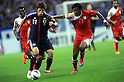 Hiroki Sakai (JPN), Ahmed Mubarak (OMA),.JUNE 3, 2012 - Football / Soccer :.2014 FIFA World Cup Asian Qualifiers Final round Group B match between Japan 3-0 Oman at Saitama Stadium 2002 in Saitama, Japan. (Photo by Takahisa Hirano/AFLO)