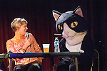 Martha Plimpton, Shockwave as Jimmy Jazz - How Was Your Week Live - The Bell House, Brooklyn - June 27, 2012