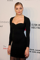 NEW YORK, NY - NOVEMBER 02: Rachel Hilbert attends 15th Annual Elton John AIDS Foundation An Enduring Vision Benefit at Cipriani Wall Street on November 2, 2016 in New York City.Photo by John Palmer/ MediaPunch