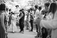 Cathy and Melia's Redwood Park Wedding