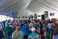 Post race, under the tent, at the Hook and Ladder run at the Wente Winery in Livermore, CA, supporting injured and fallen Firefighters, Burn Foundation and Local Charities in the Tri Valley .