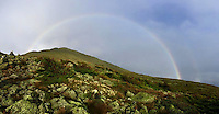 Courtesy photo/KRISTEN LEWIS<br /> An Appalachian Trail rainbow.