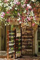 Mexican jewelry store on Fifth Avenue or Quinta Avenida in Playa del Carmen, Riviera Maya, Quintana Roo, Mexico..