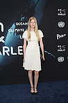 Model Louise Parker Attends President of the General Assembly of the United Nations and Parley Oceans Launch Event