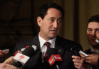 February 20, 2013 File Photo - Michael Applebaum, Mayor, Montreal