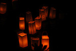 Floating Lanterns, Bon Festival; Morikami Center; Boca Raton