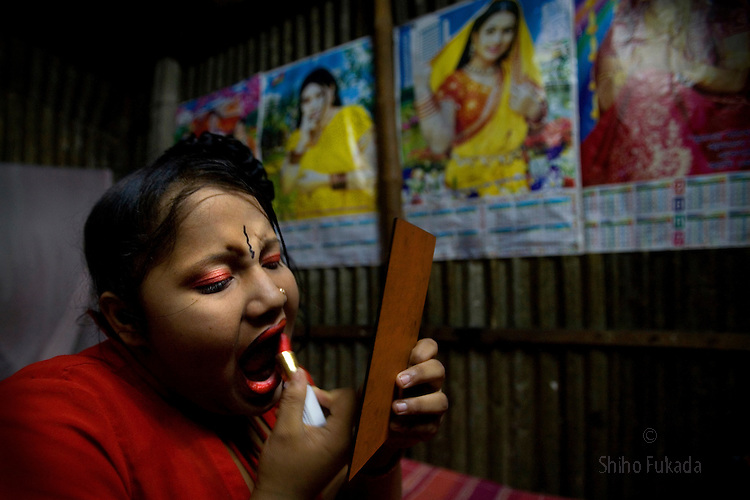 ... 2007 in Tangail, Bangladesh. Her mother and grandmother are also sex ...