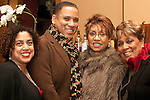 In a gala event capped off by a brilliant theater performance and a joyously happy cast party to ring in the new year, Wright Enterprises and LaHitz News showcased the Lorraine Hansberry Theater's World Premiere production of Ron Stacker Thompson's REJOICE!