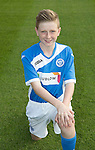 St Johnstone Academy Under 15&rsquo;s&hellip;2016-17<br />Blair Pringle<br />Picture by Graeme Hart.<br />Copyright Perthshire Picture Agency<br />Tel: 01738 623350  Mobile: 07990 594431