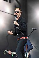 JUN26 Kaiser Chiefs performing at Barclaycard British Summer Time