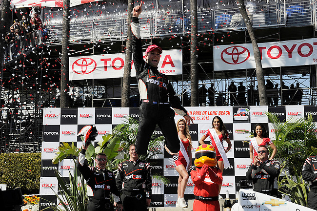 2012 INDYCAR RACING LONG BEACH