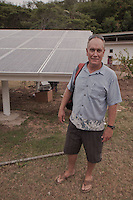 Bruce Clay of Clay Energy, Turtle Island, Yasawa Islands, Fiji