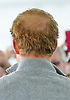 07.04.2017; London, England: PRINCE HARRY RECEDING HAIR<br />