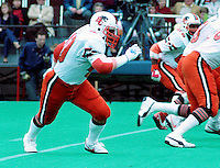 "James ""quick"" Parker BC Lions. Copyright photograph Scott Grant/"