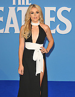 Tallia Storm at the &quot;The Beatles Eight Days A Week: The Touring Years&quot; world film premiere, Odeon Leicester Square cinema, Leicester Square, London, England, UK, on Thursday 15 September 2016.<br /> CAP/CAN<br /> &copy;CAN/Capital Pictures /MediaPunch ***NORTH AND SOUTH AMERICAS ONLY***