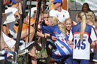 FIERLJEPPEN, WINSUM: FK Fierljeppen 2015, ©foto Martin de Jong