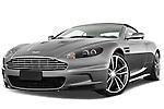 Aston Martin DBS Volante Convertible 2012