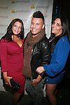 Mob Wives' Karen Gravano, Johnny Donovan and Mob Wives Creator Jennifer Graziano Attend GREENHOUSE Hosts Three Year Anniversary Party With Special Guest DJ Set By Taryn Manning, NY  11/10/11