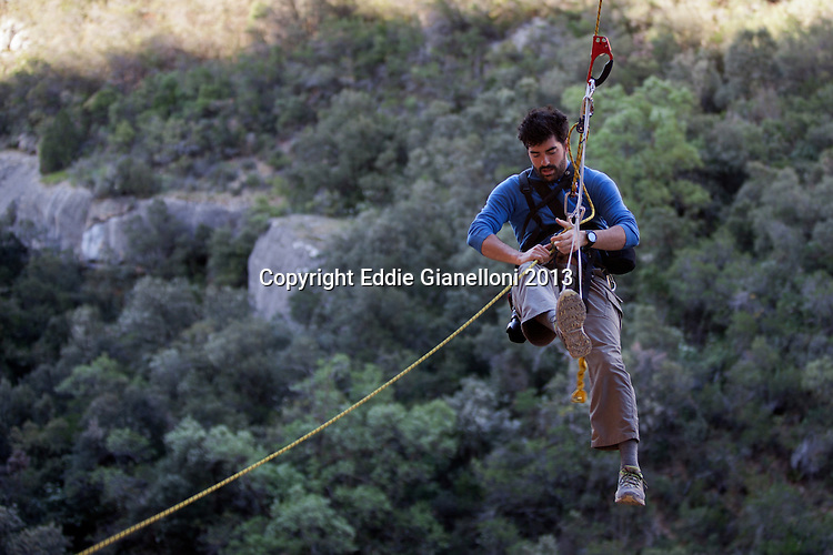 Siurana makes for one of the worlds best locations for professional climbers to find and close projects.