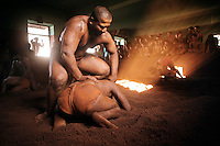 Kusti/Kushti: Ancient Indian Wrestling on Soil