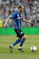 KANSAS CITY, KS - June 1, 2013:<br /> Justin Mapp  (21) midfield Montreal Impact in action.<br /> Montreal Impact defeated Sporting Kansas City 2-1 at Sporting Park.