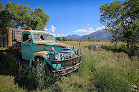 High Meadow Flatbed Truck<br />
