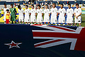 U-17 New Zealand team group line-up (NZL), JUNE 29, 2011 - Football : 2011 FIFA U-17 World Cup Mexico Round of 16 match between Japan 6-0 New Zealand at Estadio Universitario in Monterrey, Mexico. (Photo by MEXSPORT/AFLO)