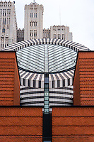 United States, California, San Francisco. The San Francisco Museum of Modern Art (SFMOMA).