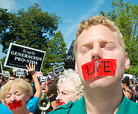 US Supreme Courts Rules 5-3 in Pro Abortion Ruling
