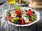 Mozerella Salad   Mozerella Salad Pictures, Photos & Images