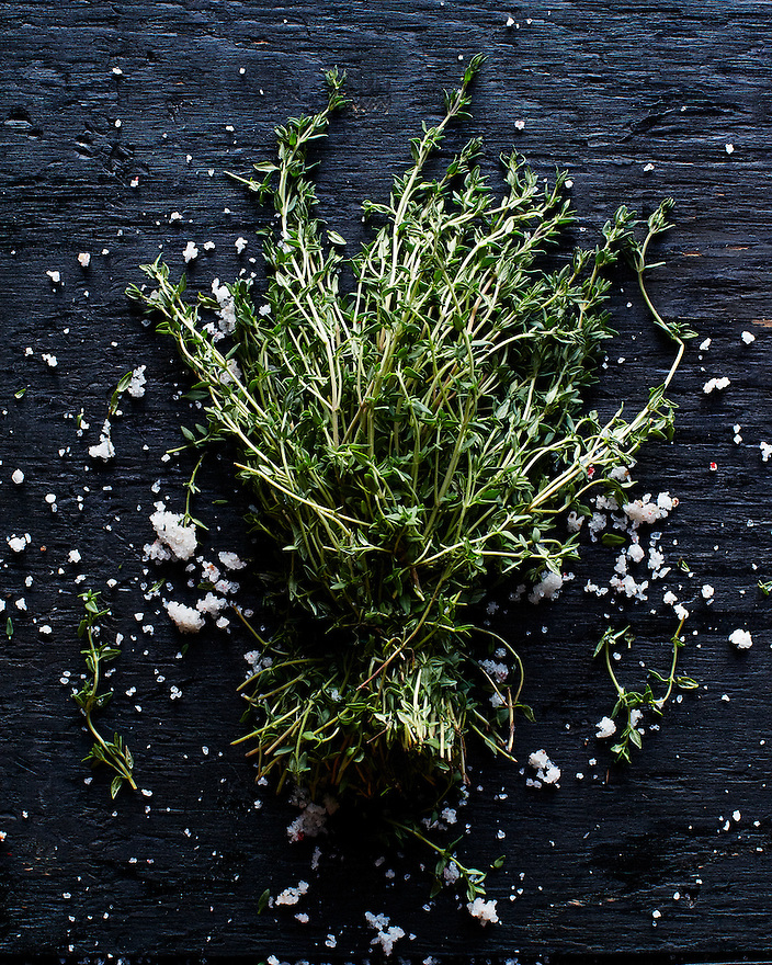 Thyme and Sea Salt
