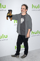 BEVERLY HILLS, CA - AUGUST 05: Triumph The Comic Insult Dog and Robert Smigel at Hulu's Summer 2016 TCA at The Beverly Hilton Hotel on August 5, 2016 in Beverly Hills, California. Credit: David Edwards/MediaPunch