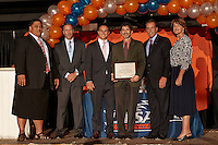 SAN ANTONIO, TX - APRIL 30, 2014: The UTSA Athletics Banquet at Pedrotti's North Wind Ranch. (Photo by Jeff Huehn)