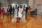 Lafayette High vs. Charleston in high school basketball actionin Oxford, Miss. on Friday, February 8, 2013.