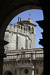 Convent of Christ - Cristo; Tomar; Portugal